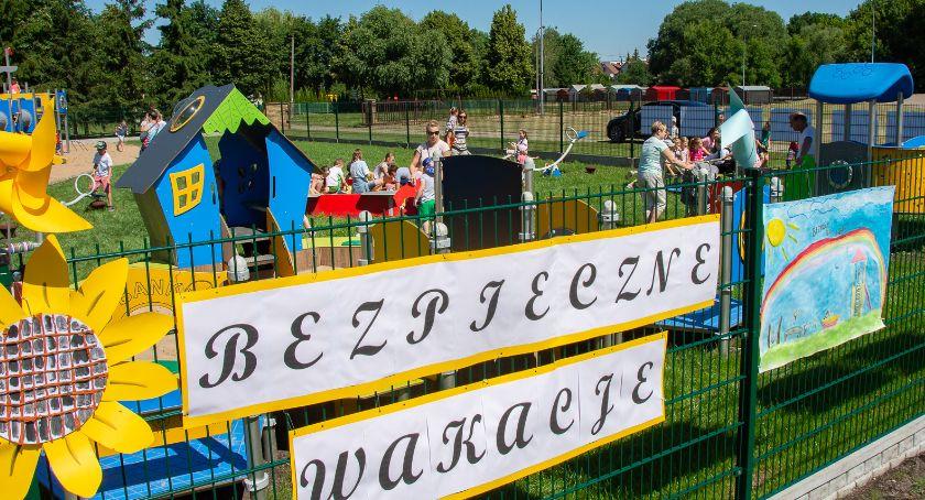 Wiadomości, Białostoczku powstał zabaw - zdjęcie, fotografia