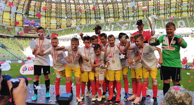 Wiadomości, triumfował Wrócił Białegostoku Pucharem LOTOS Junior - zdjęcie, fotografia