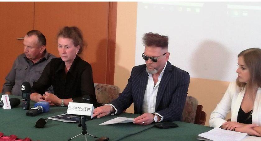 Wiadomości, Krzysztof Rutkowski sprawie śmierci Podlasianina świadków prokuratury sądu - zdjęcie, fotografia