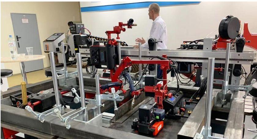 Wiadomości, Wschodzie chcą kupować narzędzia maszyny Białegostoku - zdjęcie, fotografia