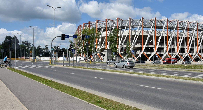 Wiadomości, Prezydent ogłasza konkurs patrona stadionu który został wskazany - zdjęcie, fotografia