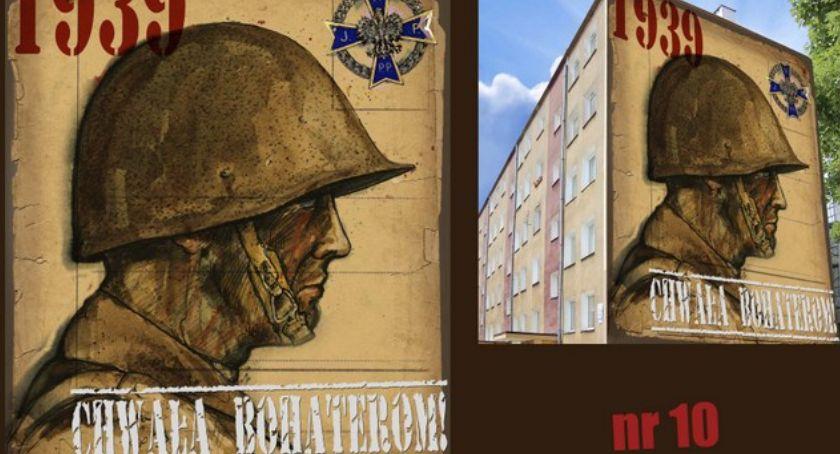 Co, gdzie, kiedy?, Łomży będzie zrealizowany mural upamiętniający Żołnierzy Wyklętych - zdjęcie, fotografia