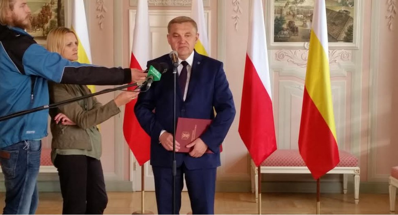 Wiadomości, Tadeusz Truskolaski przyszłym jeśli będzie wniosek marsz będzie - zdjęcie, fotografia