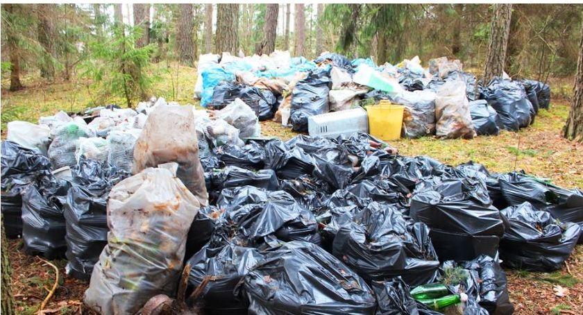 Wiadomości, Turyści bywają niekulturalni wizycie trzeba sprzątać - zdjęcie, fotografia
