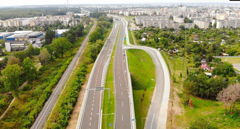 Wiadomości, opóźnienia Trasa Niepodległości wkrótce będzie dostępna kierowców - zdjęcie, fotografia