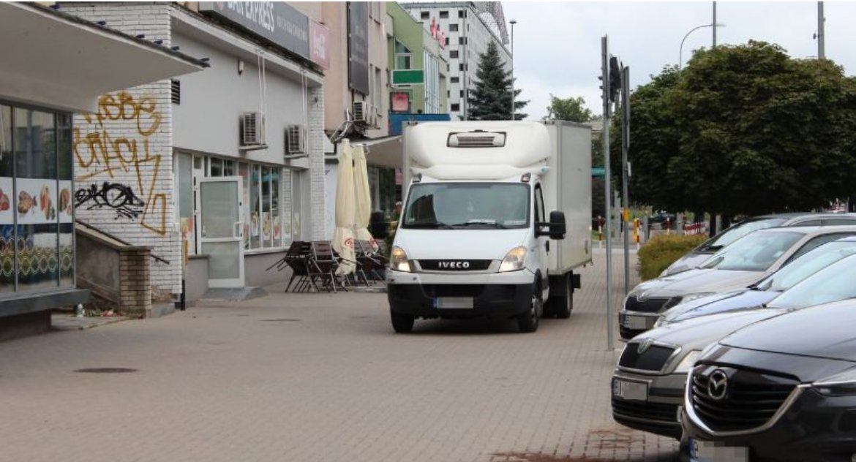Moto, Kierowcy nadal jeżdżą chodniku jeden śmiertelny wypadek mało - zdjęcie, fotografia