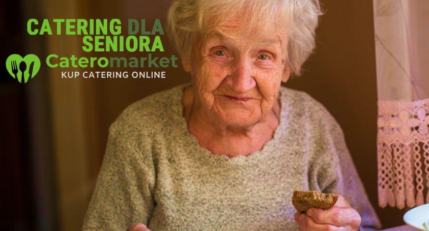 Styl Życia, Wspólnie seniora dietą pudełkową - zdjęcie, fotografia
