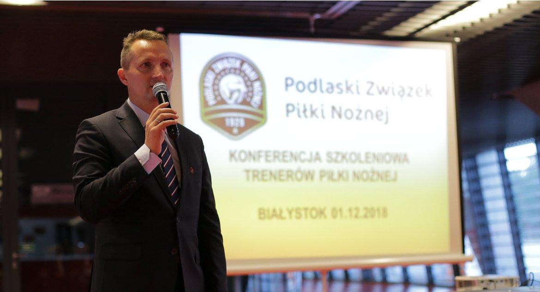 Wiadomości, Bezstronność jagiellońsku Podlaski Związek Piłki Nożnej kluczy paragrafach - zdjęcie, fotografia