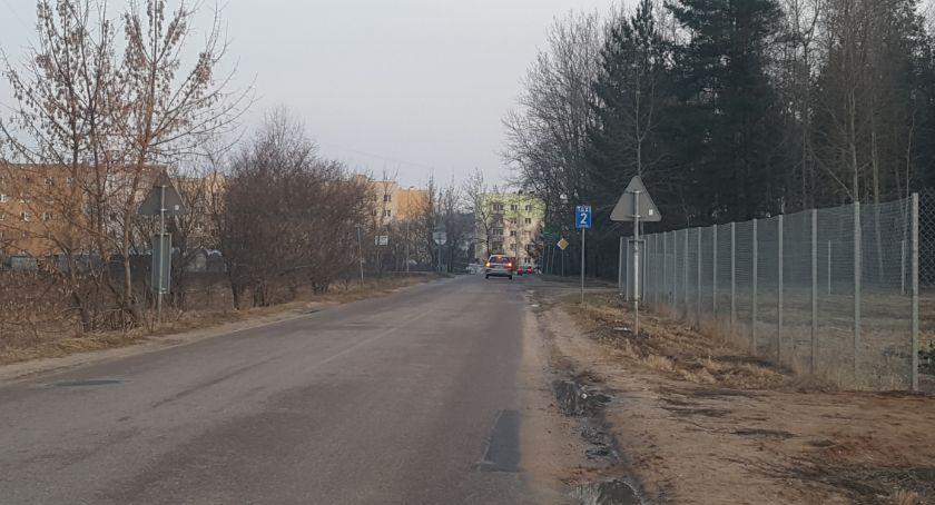 Wiadomości, fragment drogi mieszkańcy czekali wielu końcu budowa ruszyła - zdjęcie, fotografia