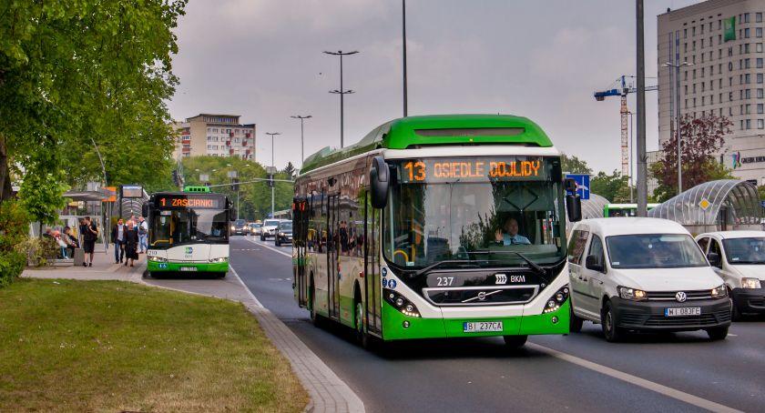 Wiadomości, Białystok kupuje autobusy - zdjęcie, fotografia