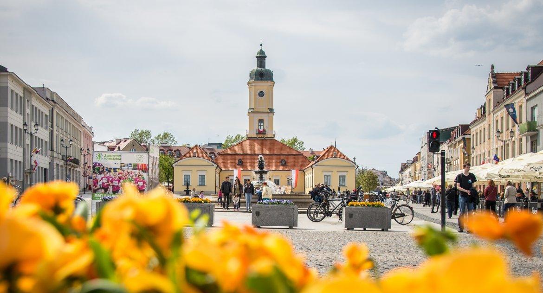 Wiadomości, Spadochroniarze Mieszkają Warszawie Lubinie chcą reprezentować Podlasian - zdjęcie, fotografia