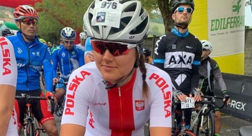 Wiadomości, Białostocka policjantka Izabela Kłosowska świetnie wypadła mistrzostwach świata - zdjęcie, fotografia