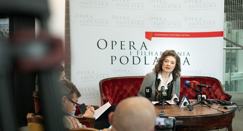 Kulturalnie, dyrektor opery zapowiada szereg nowych działań Wśród poranki symfoniczne dzieci - zdjęcie, fotografia