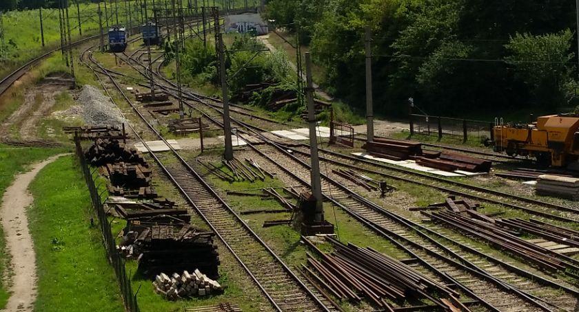 Wiadomości, inwestycjach kolejowych pomogą georadary - zdjęcie, fotografia