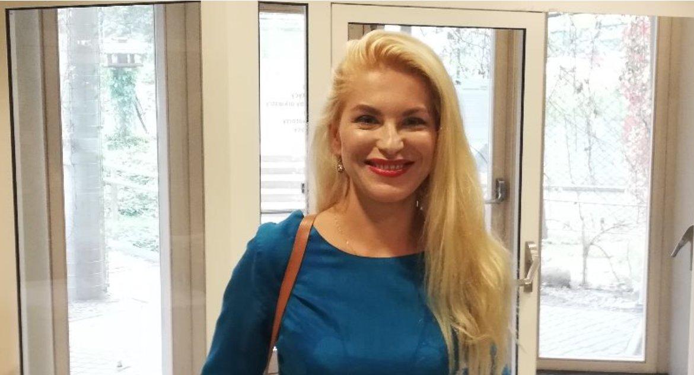 Styl Życia, Katarzyna Bonda swoja babka papierosem soczystym [ROZMOWA - zdjęcie, fotografia