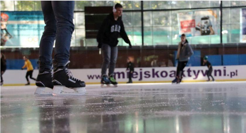 Styl Życia, Korzystajcie lodowiska październiku można będzie wejść częściej - zdjęcie, fotografia