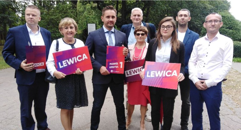 Wiadomości, Lewica wróciła głowy partii Razem - zdjęcie, fotografia