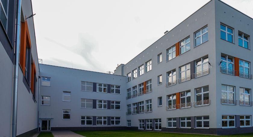 Wiadomości, Skończył remont szkole Kluka - zdjęcie, fotografia