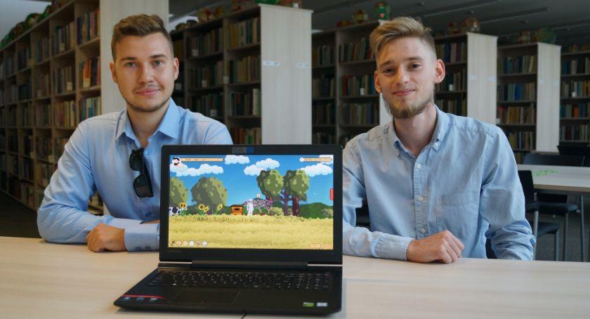 """Wiadomości, """"Beekeeper"""" stworzona Białymstoku przez dwójkę studentów - zdjęcie, fotografia"""