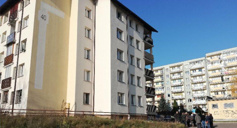 Wiadomości, mogą wykupić mieszkań bloku dojazdu - zdjęcie, fotografia