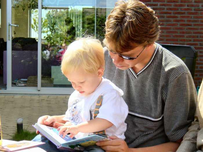 Styl Życia, Naucz lepszym ojcem - zdjęcie, fotografia