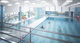 Przebudowa pływalni z dofinansowaniem
