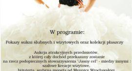Suknie ślubne i wieczorowe kreacje zachwycą na pokazie mody