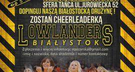 Zostań cheerleaderką
