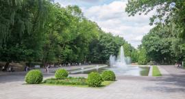 Widzieliście już kolorowe fontanny na Plantach? Działają od dwóch tygodni