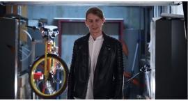 Białostoczanin zaprojektował i wykonał rower dla Slasha
