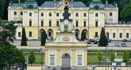 Brama wjazdowa do Pałacu Branickich będzie odnowiona