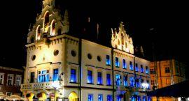 Białostoccy studenci rozświetlili stolicę Podkarpacia