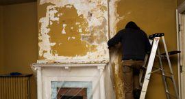Urlop po polsku, czyli gipsowanie, malowanie i tapetowanie
