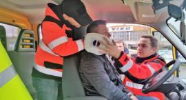 Białostoccy laweciarze przeszkoleni w zakresie udzielania pierwszej pomocy. To ewenement