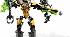 LEGO roboty zmierzą się na ringu