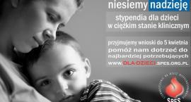 Rodzice ciężko chorych dzieci mają szansę na wsparcie