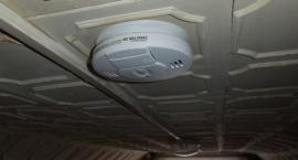 Czujniki czadu i dymu w mieszkaniach białostoczan