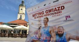 W maju na Rynek Kościuszki zjadą lekkoatleci