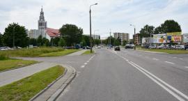 Przydałyby się namalowane pasy na ulicy Bitwy Białostockiej