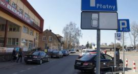 Kłopoty parkingowe na Bema
