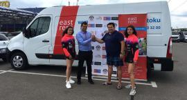 East Rent wesprze białostockie tenisistki z ATS-u