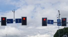 Sygnalizacja świetlna na Zielonogórskiej za pół miliona