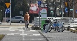 Rowerem po centrum Białegostoku nie poszalejesz. Sprawdził to Rowerowy Białystok