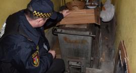 Uważaj czym palisz w piecu. Straż Miejska prowadzi kontrole
