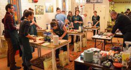 Anatomia kury i anatomia miłości - warsztaty kulinarne