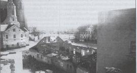 Tak wyglądał Białystok tuż po wojnie