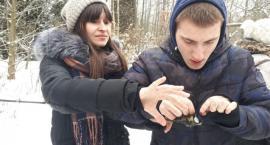 """Białostoccy biolodzy świetnie spisali się w akcji """"Karmnik"""""""