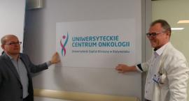 W szpitalu USK działa już Uniwersyteckie Centrum Onkologii