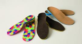 Na wkładkach do butów nie powinno się oszczędzać