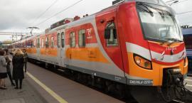 Po Podlasiu jeździ pociąg z wizerunkiem kapitana Władysława Raginisa